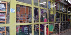 Flambée de  prix sur les articles d'habillement