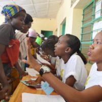 Candidates de Miss Burundi : «chaque enfant a droit à l'enregistrement de sa naissance»