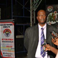 Patrick Nduwimana: «Nous espérons que cette fois-ci nous serons invités»