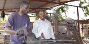 Osez Entreprendre / Recyclage : gagner leur vie en protégeant l'environnement