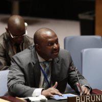 Albert Shingiro : «Le souveraineté du Burundi doit être respectée»