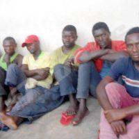 Les Congolais arrêtés sont conduits à la police de Rumonge
