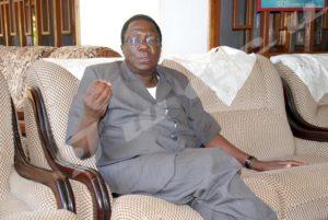 Sylvestre Ntibantunganya