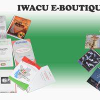 Bienvenue dans la boutique en ligne du groupe Iwacu