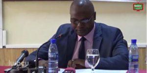 Jean Baptiste Baribonekeza : «Le responsable du SNR à Muramvya a totalement collaboré»