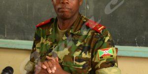 Colonel Gaspard Baratuza: «Celui qui a peur des messages qui circulent sur les réseaux sociaux, a perdu sa qualité de militaire.»