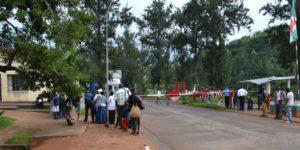 Refus aux bus de traverser la frontière burundo-rwandaise