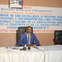 Joseph Manirafasha : «Il faut lutter contre les rumeurs étiquetant le Burundi d'un pays se trouvant dans le chaos total»