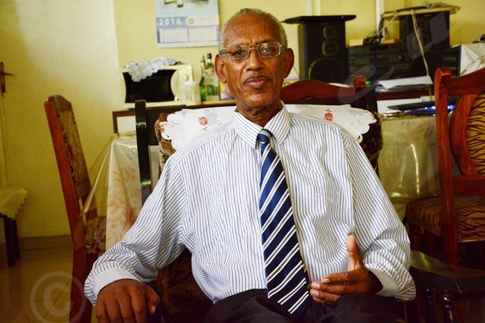 Prof. Joseph Katihabwa