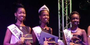 Ange Bernice Ingabire, la nouvelle Miss Burundi 2016-2017