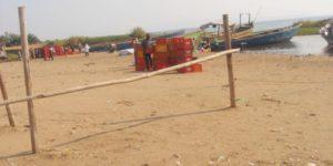 Il n'y a plus de gros bateaux tanzaniens au port de Rumonge