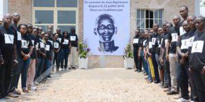 Au quatrième jour de la semaine d'hommage, entamée ce lundi 22 août, un mois après la disparition de notre collègue, Iwacu organise des cérémonies de clôture.
