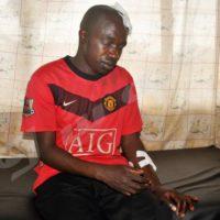 Ferdinand Ndayikengurukiye, chef de zone Rwisabi à l'hôpital de Kibimba