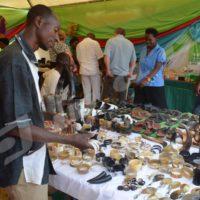 Pour ces artisans, leurs produits trouvent des acheteurs.