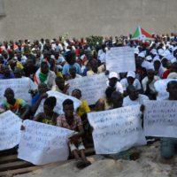 Burundi : manifestations contre le rapport de l'ONU qui fait craindre un ''génocide'