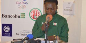 Francine Niyonsaba : « Le gouvernement doit clarifier le règlement concernant les primes.»