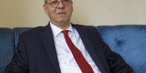 Jamal Benomar, conseiller spécial du Secrétaire Général de l'ONU