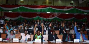 Bujumbura continue sa croisade…