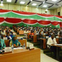 l'Assemblée nationale vient d'élire Jean Marie Muhirwa député à l'EALA.