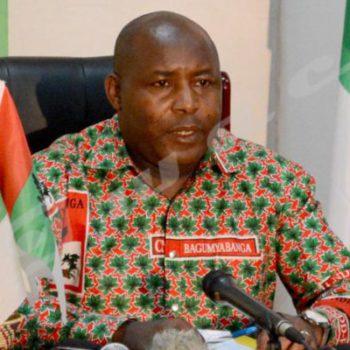 Violente charge du secrétaire général du CNDD-FDD contre la Belgique traduite du Kirundi