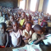 Cibitoke : effectif pléthorique dans les salles de classe  jackson bahati   JACKSON BAHAT