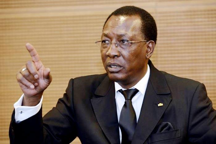 Idris Etno Deby : « En réalité il a fait deux mandats, un mandat constitutionnel, et un mandat hors constitution. »