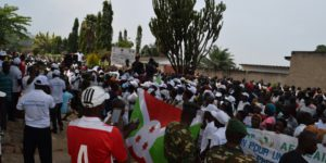 Bujumbura manifeste contre la résolution HRC33