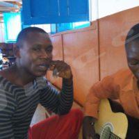 La chanson « Sagamba Burundi » est adorée ici au camp