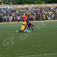 Mercredi, 2 novembre 2016 - Vital'o FC et Musongati FC font match nul lors de la 11ème journée de la Primus Ligue à Bujumbura ©O.N/Iwacu