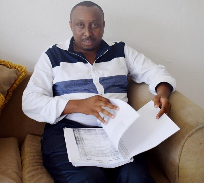 Chadrick Habonimana : «Nous demandons au président de la CSTB de surseoir à l'exécution en attendant la décision définitive»