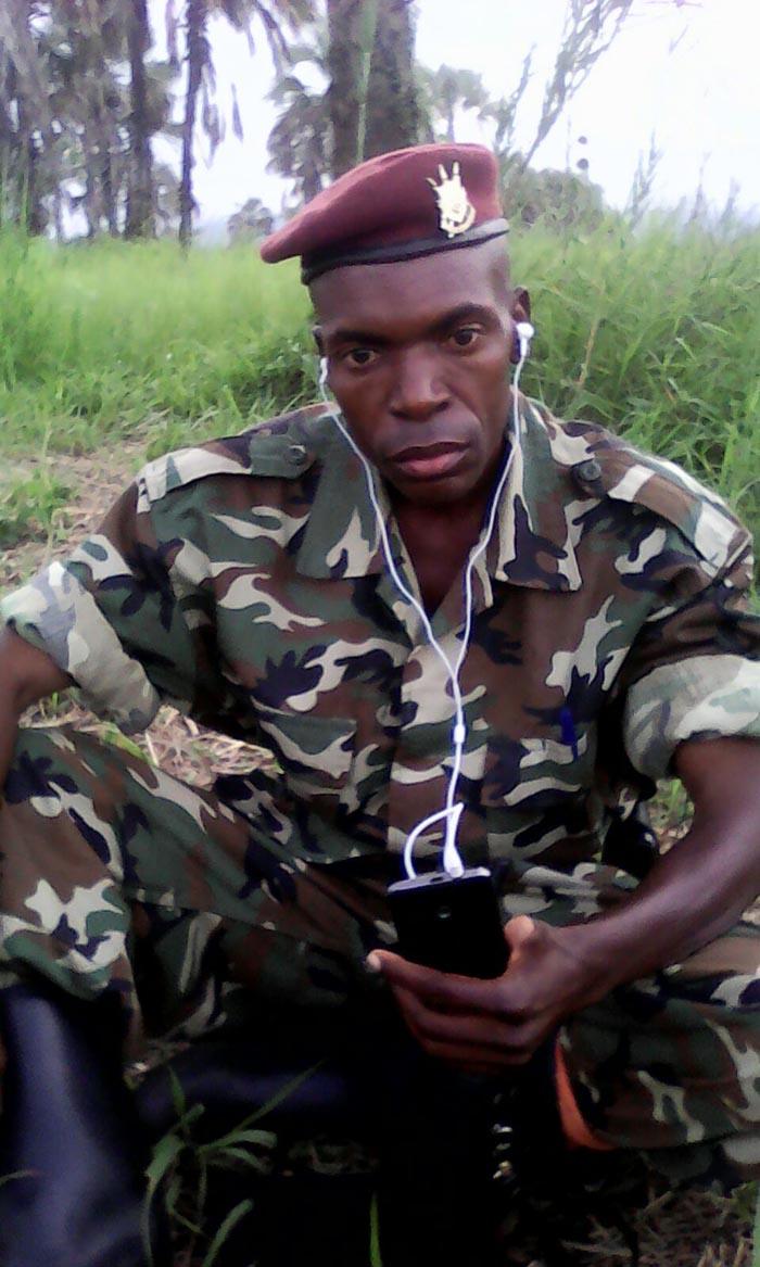 Colonel Félix Ntahonkuriye : « Nous avions des informations faisant état d'une opération secrète imminente des troupes burundaises sur nos positions. »
