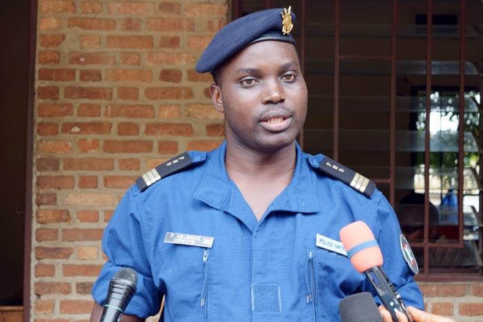 Pierre Nkurikiye:«Neufs policiers ont été enlevés et nous ignorons jusqu'à présent où ils sont.»