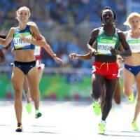 Francine Niyonsaba, l'étoile sportive qui a permis au Burundi de briller à l'étranger