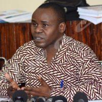 Gabriel Rufyiri : «Le gouvernement tient deux positions contradictoires vis-à-vis de la situation de famine.»