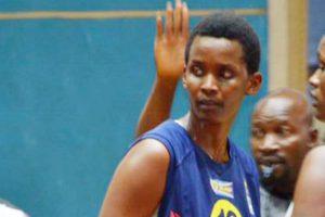 Inès Nezerwa, lors du tournoi de Memorial Gisembe à Kigali
