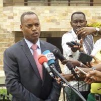 Edouard Nduwimana : «La justice fera son travail pour ceux qui sont poursuivis. Mais, il y a un processus d'amnistie qui peut être envisagé.»