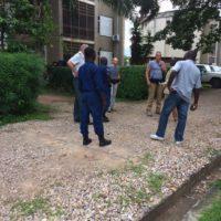 Fouille au quartier de Kabondo