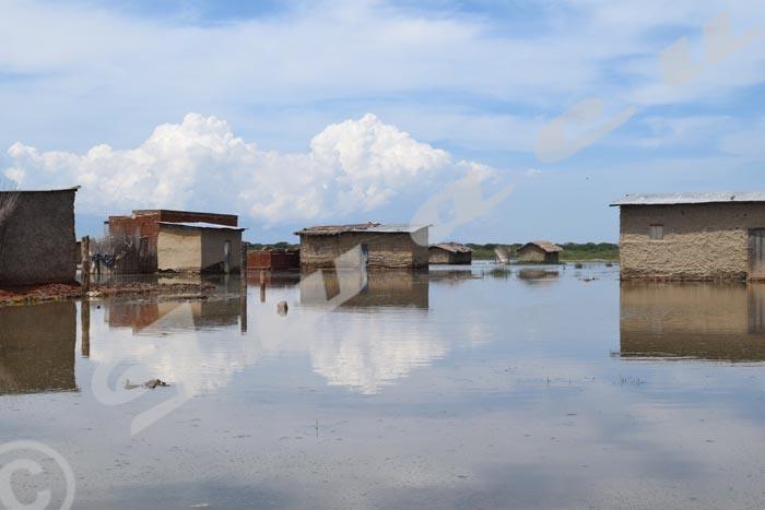 Inondations à Gatumba.