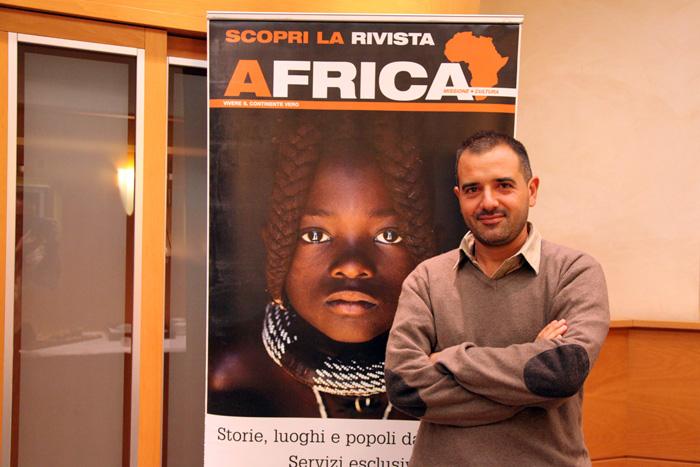 Marco Trovato : « L'information sur l'Afrique est souvent simplifiée et banalisée »