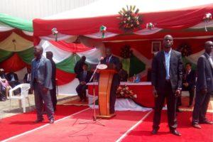 Le président Nkurunziza : «Il faut transformer le Burundi en un centre d'excellence et en pôle de référence régionale dans le secteur des TIC à l'horizon Burundi 2025»