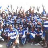 Urunani fan's club lors du championnat national de Cibitoke