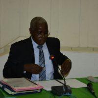 Elysé Ndaye: «Ce projet de loi a été préparé dans un contexte de gel des aides extérieures»