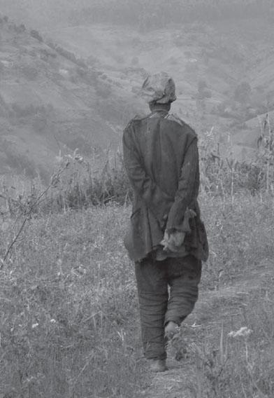Le gardien de l'Inganzo (Tombeau Royal) de Mwezi Gisabo