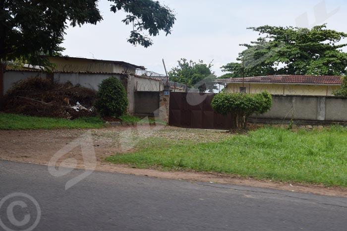 Le domicile du ministre Emmanuel Niyonkuru, tout près du Campus Mutanga, où il a été tué