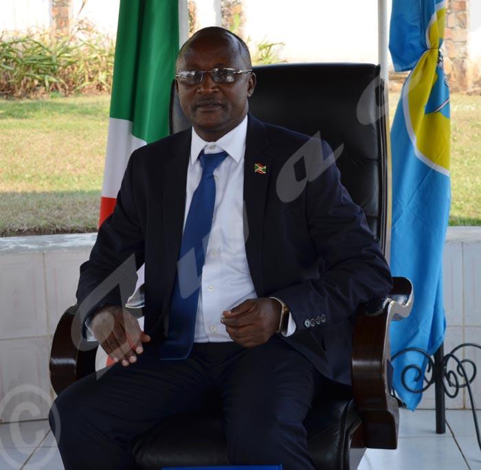 Gaston Sindimwo : «Les droits de l'Homme sont respectés au Burundi contrairement aux opinions et aux messages biaisés véhiculés par certains.»