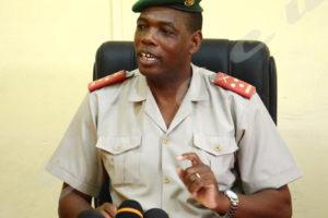 «Cette mesure vise la restauration des équilibres au sein des corps de défense et de sécurité.»
