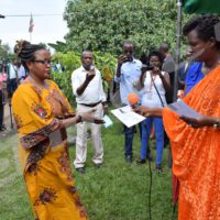 Bonheur et inquiétude des grâciés de Mpimba