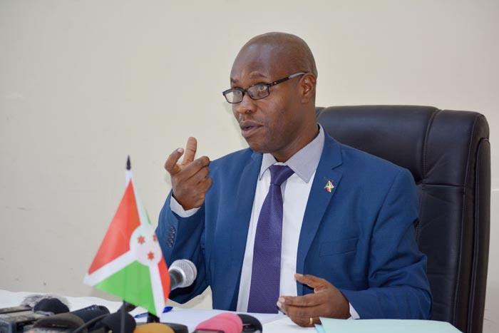 Martin Nivyabandi : « Aucun pays au monde ne peut prétendre être parfait en matière de promotion et de protection des droits de l'homme. »