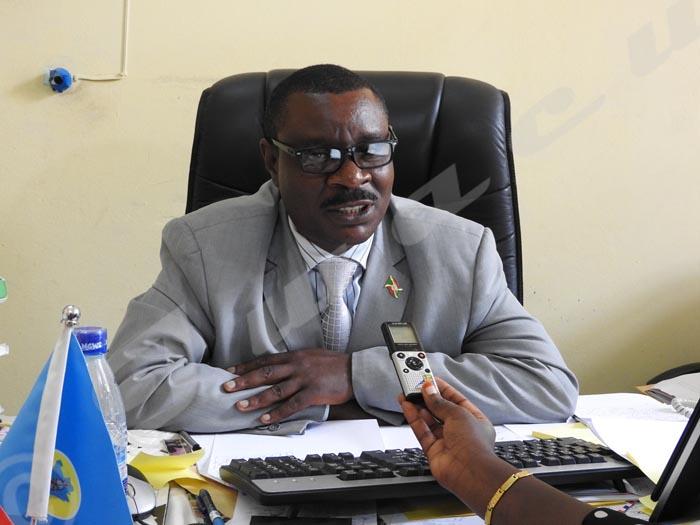 Térence Ntahiraja : «Ce ne sont que des allégations mensongères»