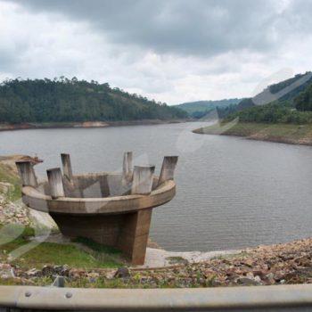 Le niveau d'eau du lac de retenue du barrage de Rwegura a baissé de plus de 9m